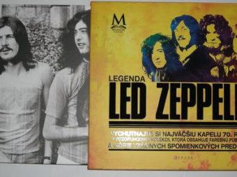 Led Zeppelin – Múzeum v knihe