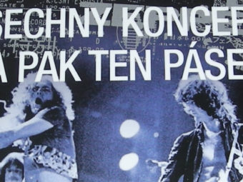 Led Zeppelin – všechny koncerty a pak ten pásek