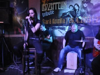 Electric Lady – Led Zeppelin revival band