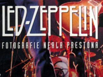 Led Zeppelin – fotografie Neala Prestona