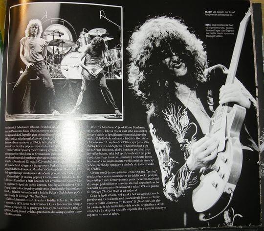 Led Zeppelin - múzeum v knihe - Chris Welch